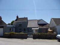 Holiday cottage, 1 mile from Porthcothan Bay Near Padstow