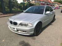 Cheap -- BMW 3 Series 320 Ci SE --- Manual --- Part Exchange Welcome --- Drives Good