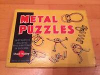 Metal conundrums