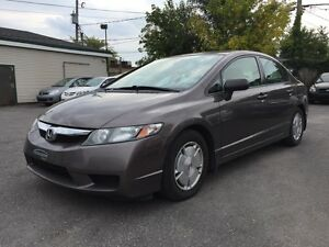 2010 Honda Berline Civic DX-G 57$/sem