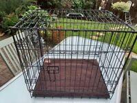 Dog Cage/Carrier - medium.