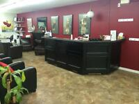 Full Time Chair Rent in Busy Broadway Salon