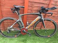 Fuji norcom 2.1 tt bike