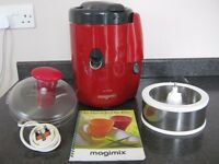 Magimix Le Duo - Juice Extractor
