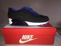 Air max 90 Black/Blue