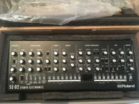 Roland SE-02 Virtually New