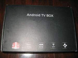 Android Smart TV BOX A5X Plus Mini 1GB / 8GB 2.4G WiFi UHD 4K Media Streaming Android Box. HDMI. USB. Wireless Remote