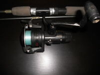 Canne moulinet combo Shimano, Fishing rod and reel