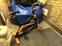 Mirafit exersize bike