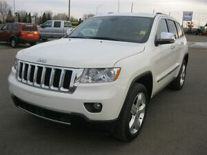 2012 Jeep Grand Cherokee Overland - ONE OWNER!!