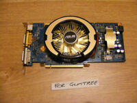 Asus (nVidia) 8800GT 512MB GDDR3 graphics card for sale