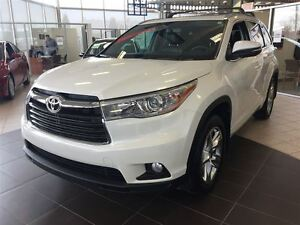 2016 Toyota Highlander Limited AWD **RABAIS 3689,50$ + inclusion