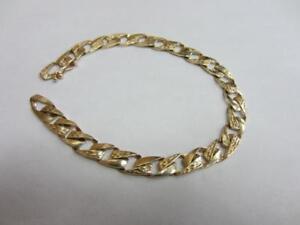 Bracelet en or 10K 12gr (F028090)