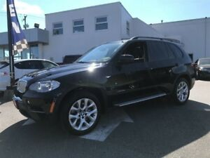 2012 BMW X5 35d DIESEL 7-Passanger Fully Loaded Low Kms