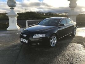 2006 A6 QUATTRO 3.0 V6 FULL YEAR M.O.T £24 A WEEK ON FINANCE DRIVE AWAY TODAY