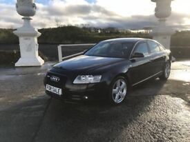 2006 A6 QUATTRO 3.0 TDI V6 FULL YEAR M.O.T £24 A WEEK ON FINANCE DRIVE AWAY TODAY