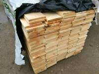 8x1 Planed Timber (195mm x 21mm) 5.4mtr Lengths