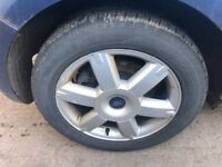 5x108 205 55 16 alloys very good tyre ford Renault