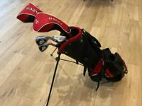 Golf club set - kids age 8-12