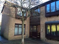 SELF CONTAINED ONE BEDROM STUDIO FLAT WITHIN PURPOSE BUILT BLOCK SITUATED IN ST MELLONS