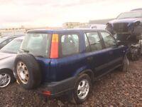 Honda CR-V petrol 2002 year - Spare Parts Available
