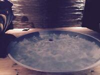 6man lazy spa pool