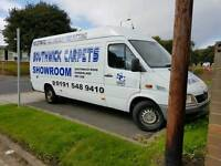 MERCEDES SPRINTER LONG MOT IN LIMP MODE SELLING SPARES OR REPAIRE