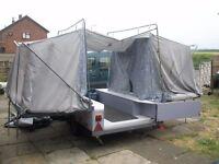 1994 raclet trailer tent 4 - 6 berth
