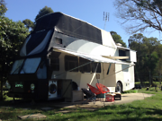 Volvo motorhome North Deep Creek Gympie Area Preview