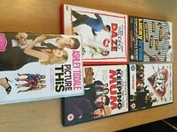 Comedy DVDs for sale