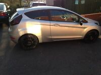 2009 Ford Fiesta Style+ 80
