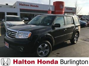 2013 Honda Pilot EX-L | 5SP | ALLOYS | LEATHER | REARVIEW CAMERA
