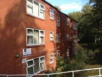Studio apartment available on Prestwich Salford border for over 55 year olds