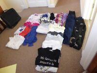 Girls Clothes Bundle, Aged 9-10 Yrs
