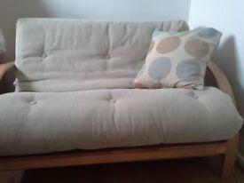 Excellent condition. Kyoto New York futon sofa bed. Reddish, Stockport.