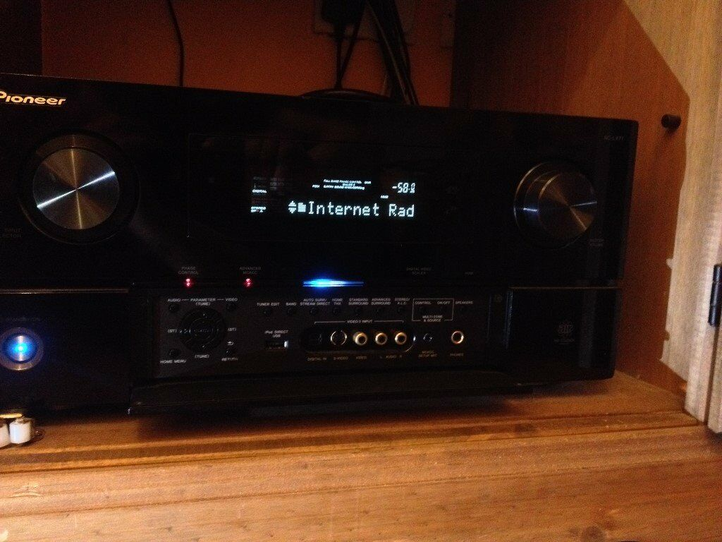 Pioneer SC LX 71 home cinema AV receiver | in Toxteth, Merseyside ...