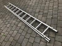 Youngman ladders up to 3 metres long