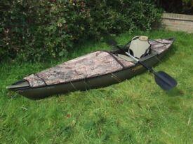 Kayak Ultimate 12 Native Watercraft Carp Pike Lure Fishing Exploring