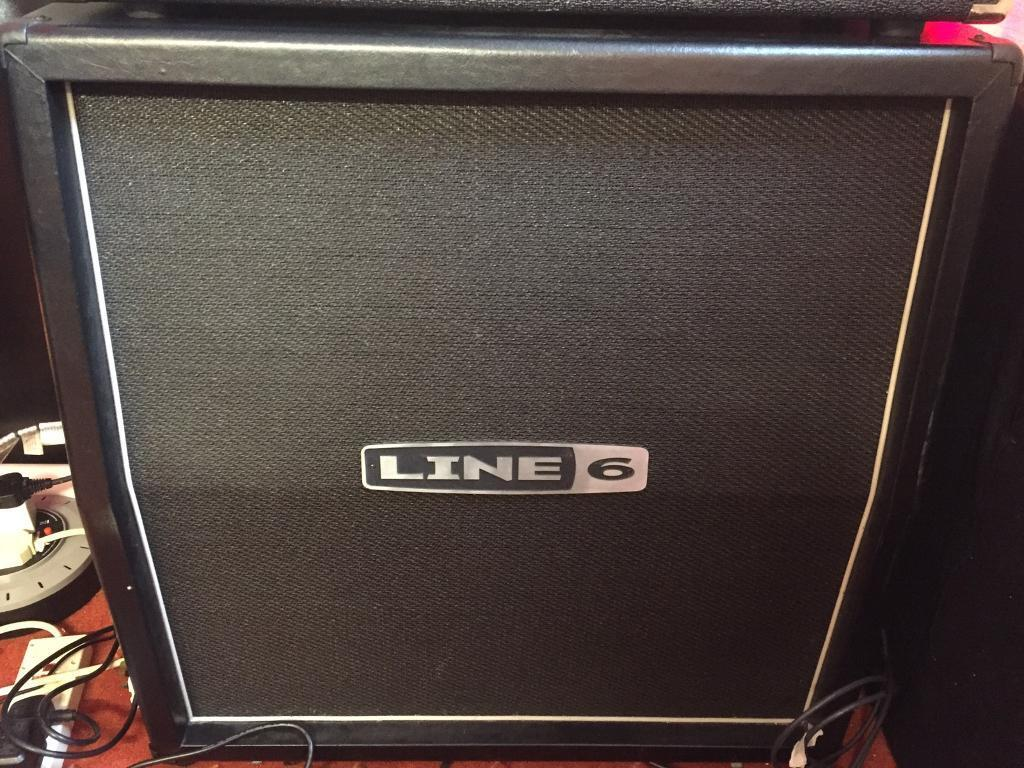 Line 6 4x12 cab (not spider cab) | in Chester, Cheshire | Gumtree