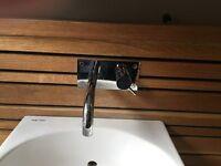 Bathstore Metro single wall mount tap