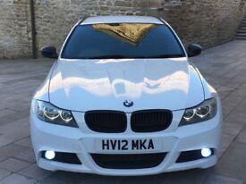 ✅ 2012 BMW 320D M SPORT PLUS EDITION LCI TOURING + LOW MILEAGE + H/LEATHERS + FSH (330D/335D/520D)