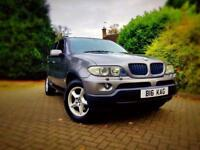 BMW X5 3.0d. AUTOMATIC,,PRIVATE REG,,FULL SERVICE HISTORY,,
