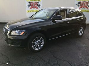 2012 Audi Q5 2.0L Premium Plus, Automatic, Leather, Panoramic S