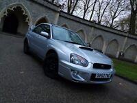 Subaru IMPREZA 2.0 WRX Turbo