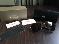 Authentic VERSACE women's sunglasses