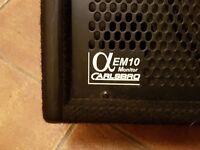 Carlsbro Alpha EM10 Passive Monitor