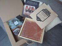 Rock Salt Block (Himalayan) Cooking Gift Pack - unopened