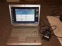 Dell Inspiron 1520 Laptop Windows Vista with Power Adapter
