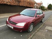 Ford Mondeo - low mileage -