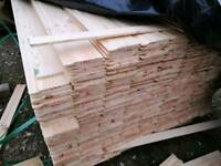 Untreated Shiplap 5.4mtr Lengths (12mm x 110mm)